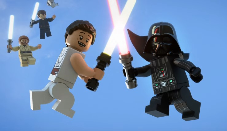 The LEGO Star Wars Holiday Special First Trailer Brings Together All Eras