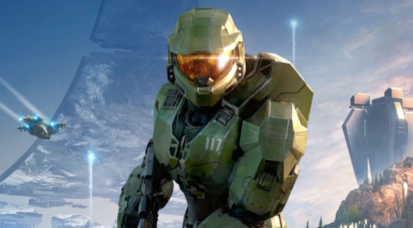 Halo Series Restarts Production with Tease of Pablo Schreiber's Master Chief
