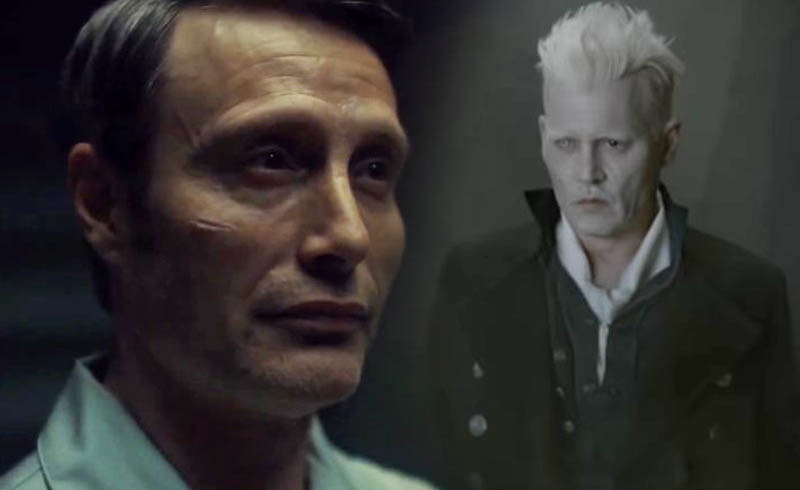 Fantastic Beasts 3: Mads Mikkelsen in Talks to Replace Johnny Depp