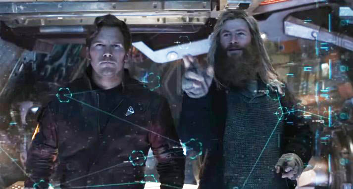 Thor: Love and Thunder Set Photos Reveal Thor, Star-Lord, and More