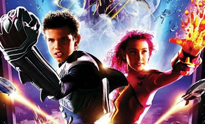 We Can Be Heroes: Taylor Lautner Trends as Fans Ask Why He Isn't Reprising Shark Boy
