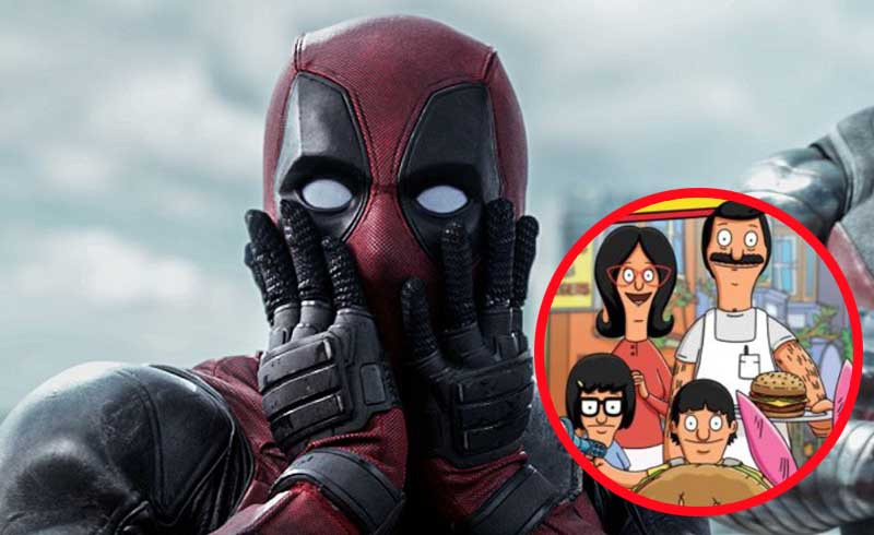 Bob's Burgers Writers Hired for MCU's Deadpool 3