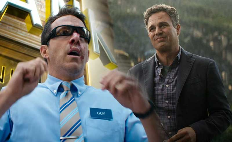 Mark Ruffalo and Ryan Reynolds are Father and Son in New Stills from The Adam Project