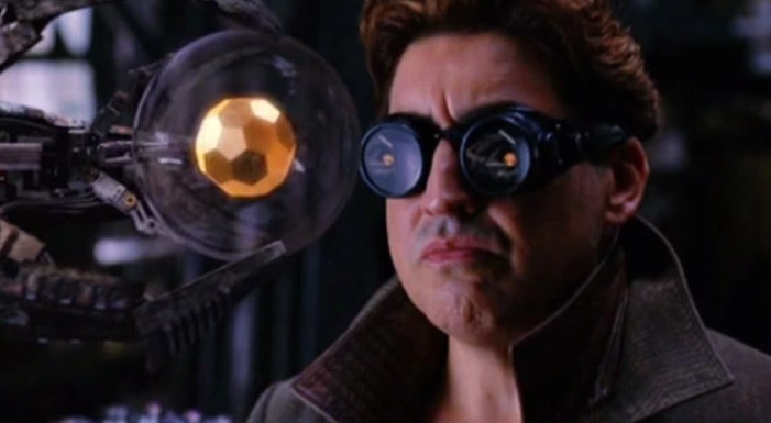 Spider-Man 3 Reportedly Cast Alfred Molina to Reprise Doctor Octopus