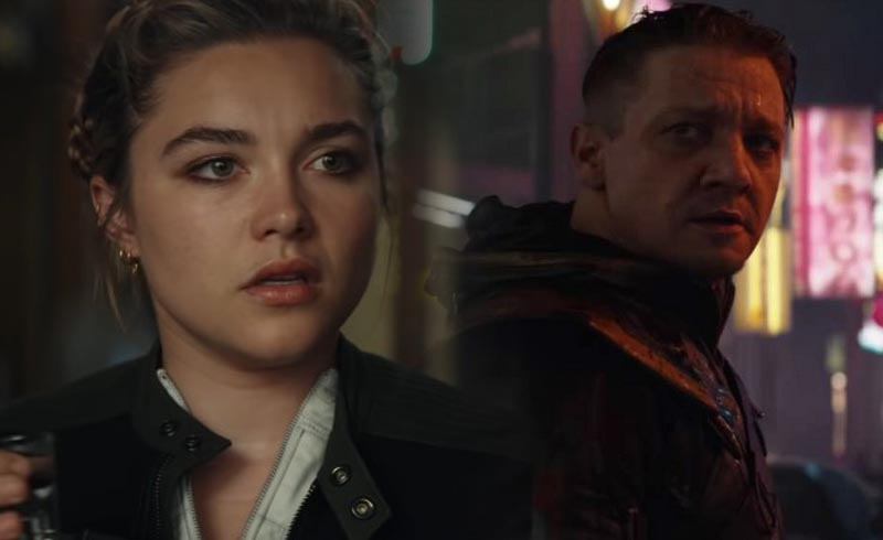 Black Widow's Florence Pugh Allegedly Appearing in Hawkeye