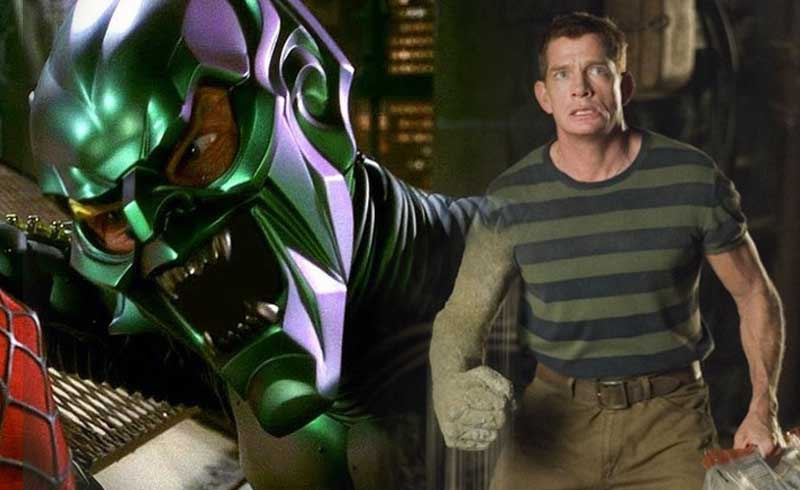 Willem Dafoe and Thomas Haden Church Rumored for Spider-Man 3