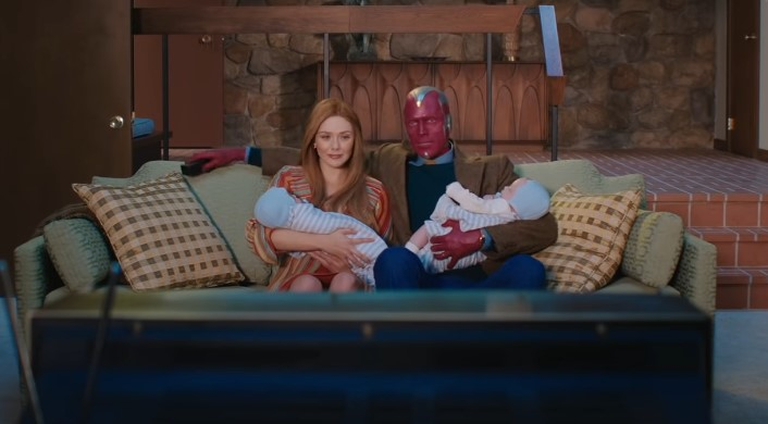 New WandaVision TV Spot Showcases Wanda's Children