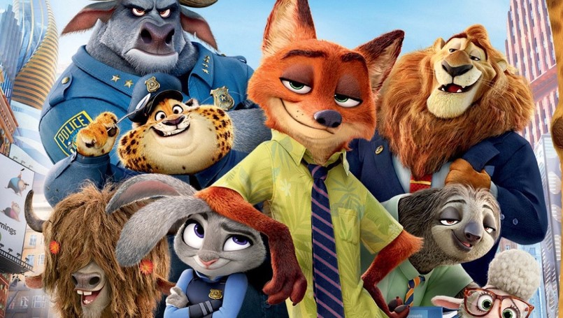 Disney Announces Sequel Series for Zootopia, Moana, Big Hero 6, and The Princess and The Frog