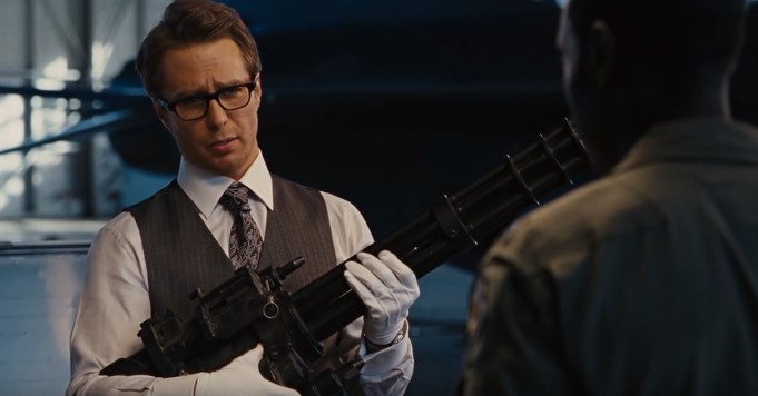 Iron Man 2's Justin Hammer Allegedly Returning for Armor Wars