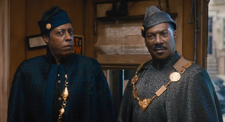Eddie Murphy and Arsenio Hall Return in Trailer for Coming 2 America