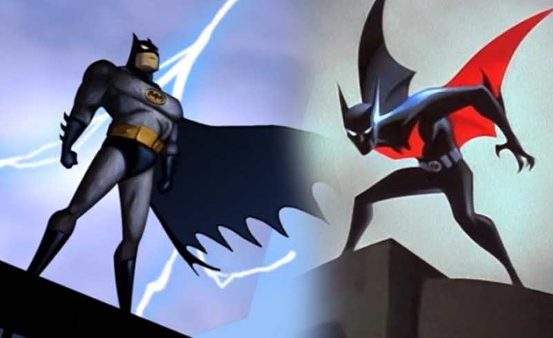 Batman: The Animated Series and Batman Beyond Coming to HBO Max in the New Year