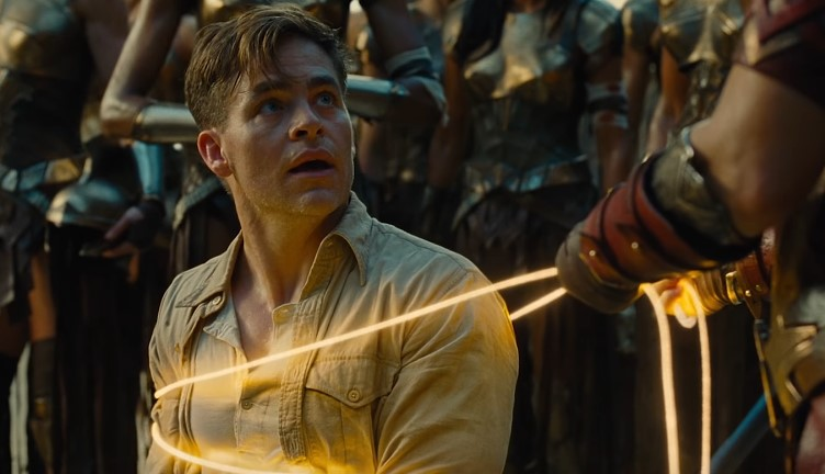 Chris Pine Cast in Dungeons & Dragons Movie