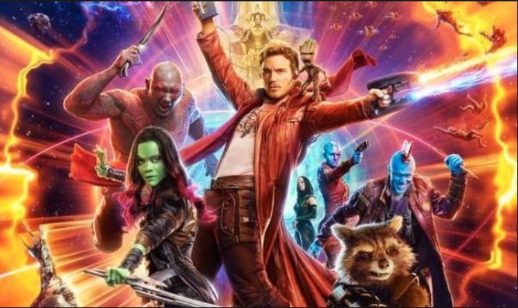 James Gunn Excited for Guardians of the Galaxy Holiday Special