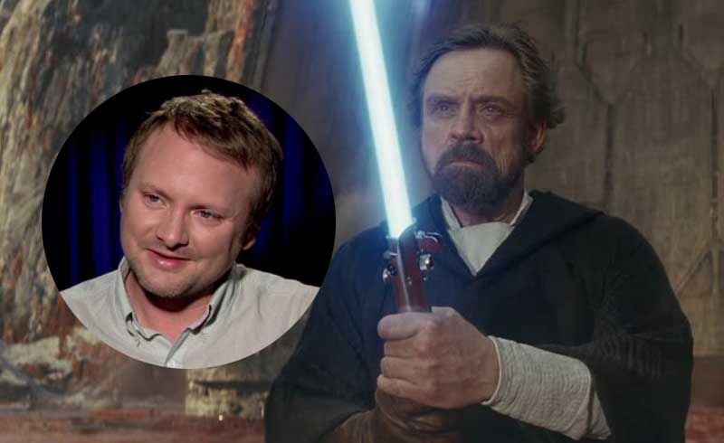 Rian Johnson Thanks Star Wars Fans on 3rd Year Anniversary of The Last Jedi