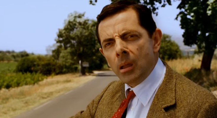 Rowan Atkinson is Tired of Playing Mr. Bean
