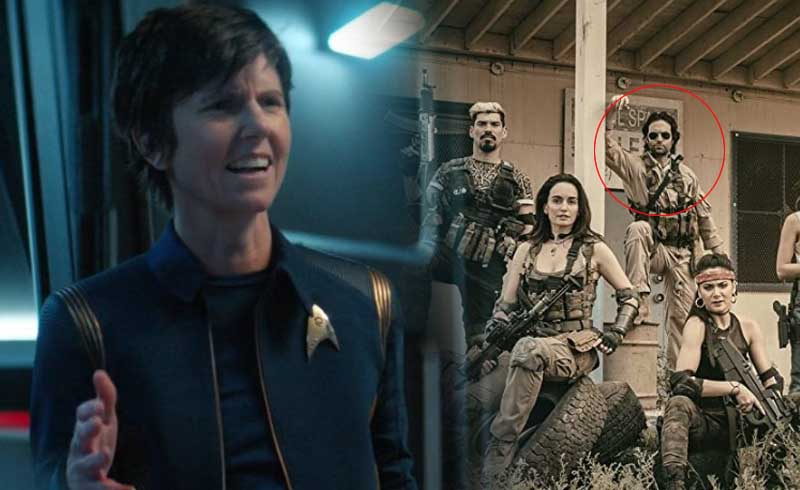 Tig Notaro On Replacing Chris D'Elia in Zack Snyder's Army of the Dead