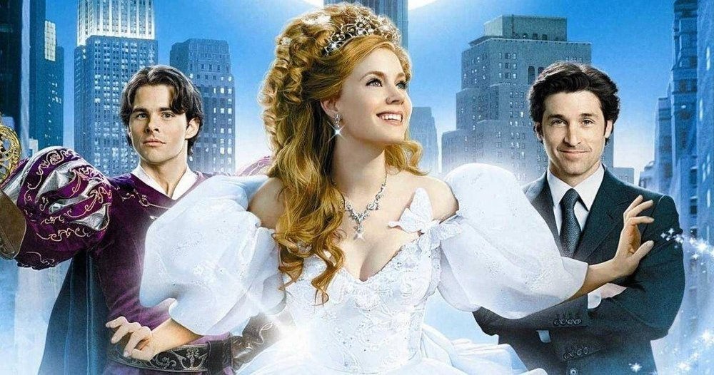 Enchanted Sequel Allegedly Starting Production this Spring