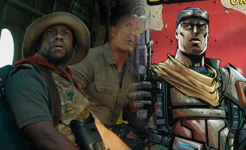 Borderlands Movie Casts Kevin Hart as Roland