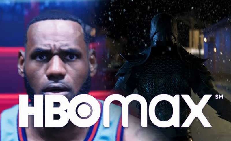 HBO Max Teaser Gives New Looks at Space Jam 2, Mortal Kombat, and More