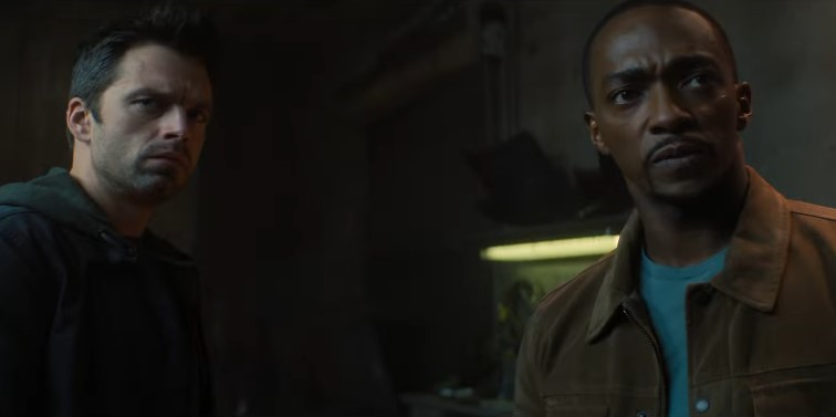 Sam and Bucky are the Odd Couple in New Trailer for The Falcon and The Winter Soldier