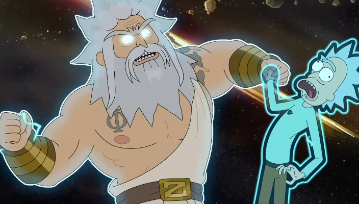Fox Orders Ancient Greece Series from Rick and Morty Co-Creator Dan Harmon
