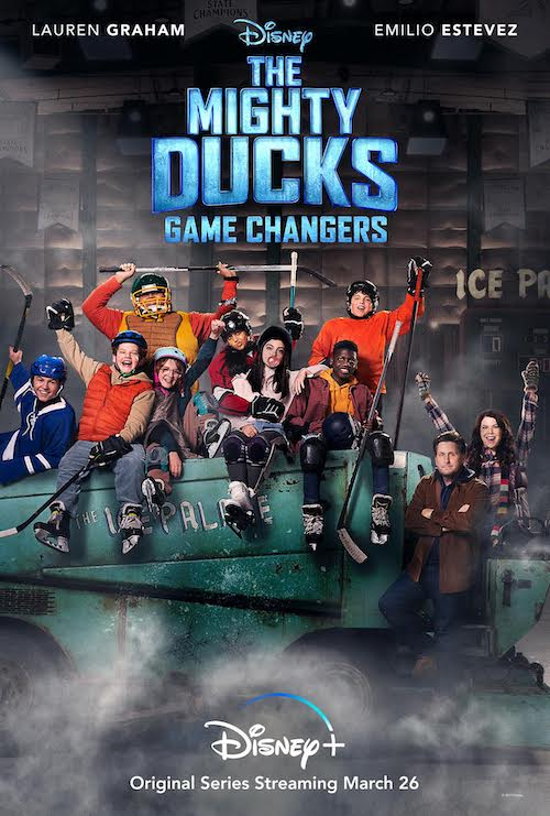 The Mighty Ducks: Gamechangers Check Out The New Trailer Now!