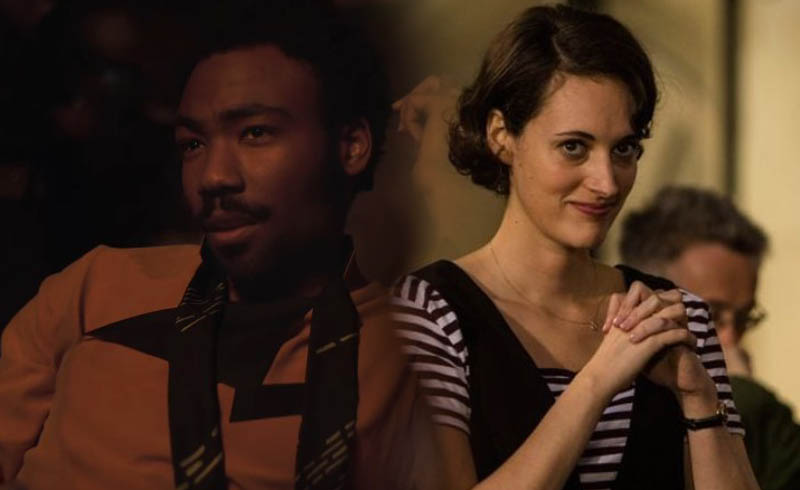 Donald Glover and Phoebe Waller-Bridge Team-Up for Mr. and Mrs. Smith Series