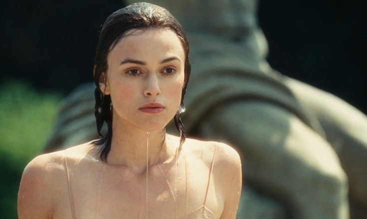 Keira Knightley has a New Rule When Shooting Nude Scenes