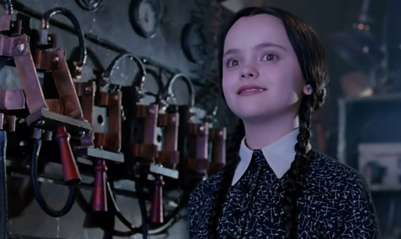 Netflix Teams Up with Tim Burton for Live-Action Wednesday Addams Series