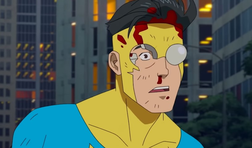 Amazon's Invincible Gets a New Trailer