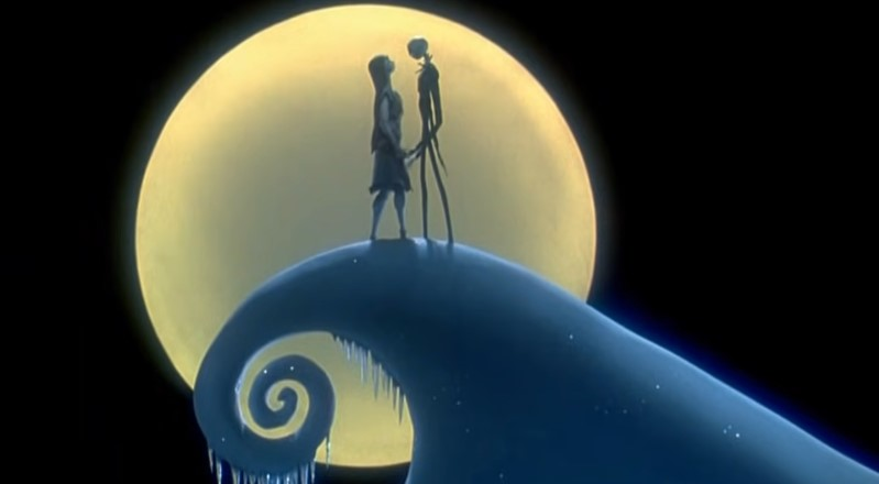 Tim Burton's The Nightmare Before Christmas is Getting a Sequel Novel