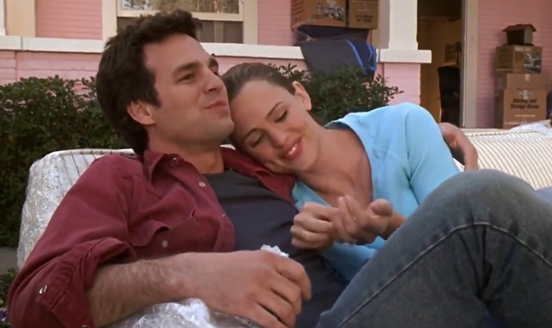 Mark Ruffalo and Jennifer Garner have a 13 Going on 30 Reunion