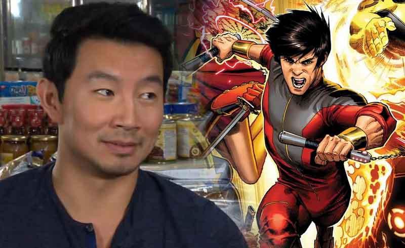 Marvel's Shang-Chi Costume Leaks Online