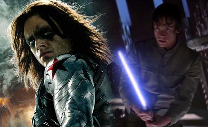 Sebastian Stan Has One Condition to Play Luke Skywalker