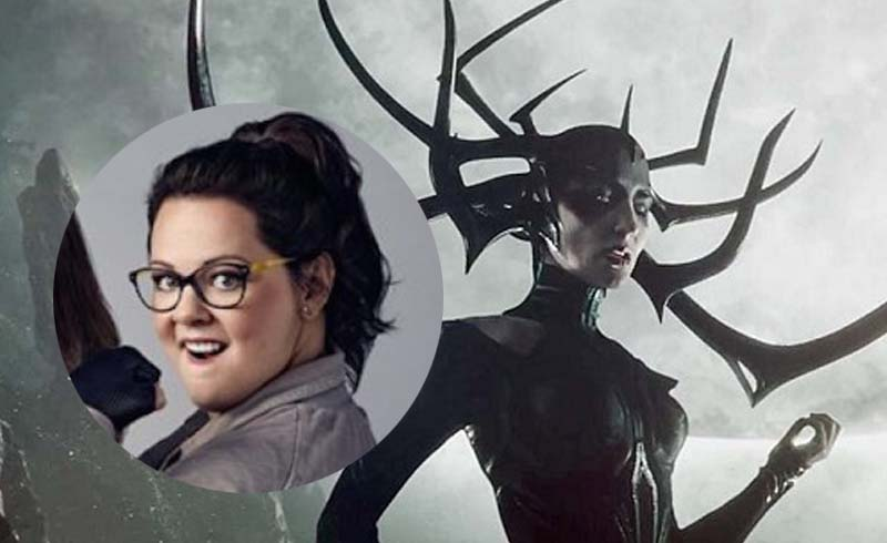 Thor: Love and Thunder Set Photos Reveal Melissa McCarthy as 'Hela'