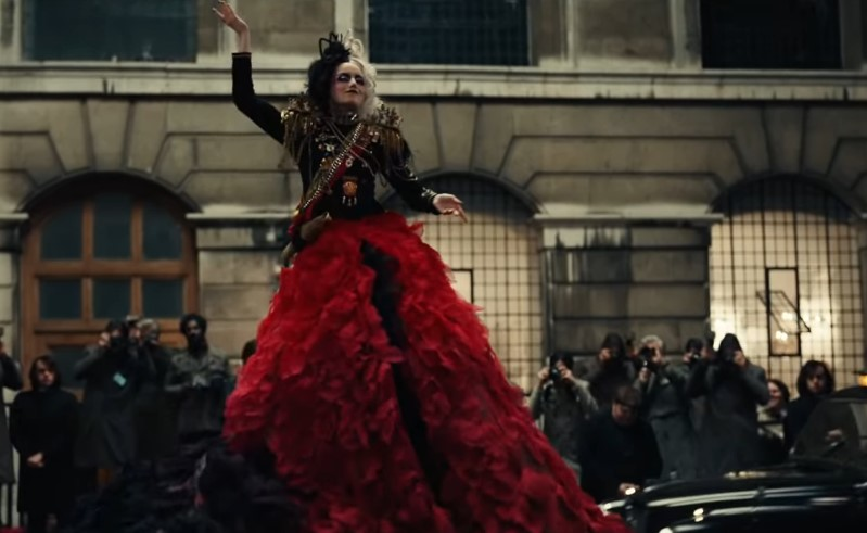 Crime Meets Fashion in New Trailer for Cruella