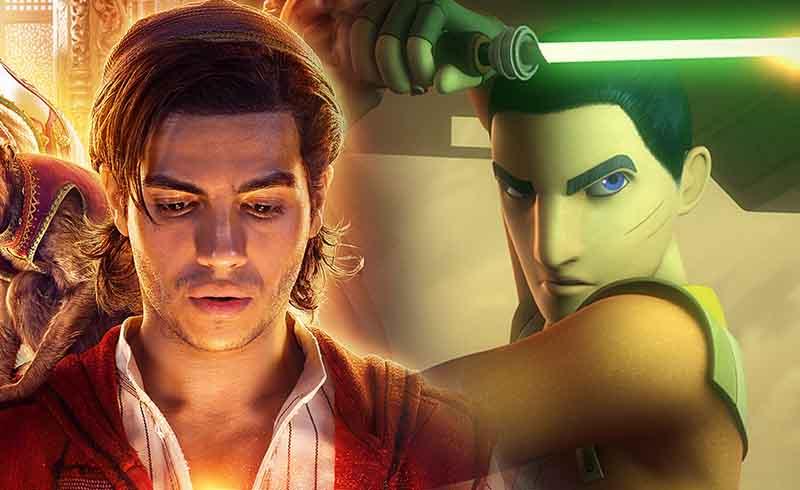 Star Wars: Has Aladdin actor Mena Massoud been Cast as Ezra Bridger?