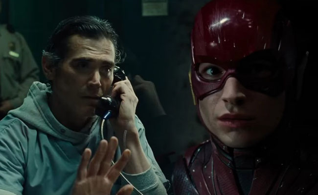 The Flash Movie Loses Billy Crudup