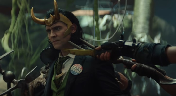Loki Gets Brand New Poster from Marvel