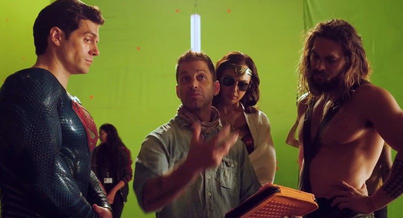 Watch A Featurette About The Making of Zack Snyder's Justice League