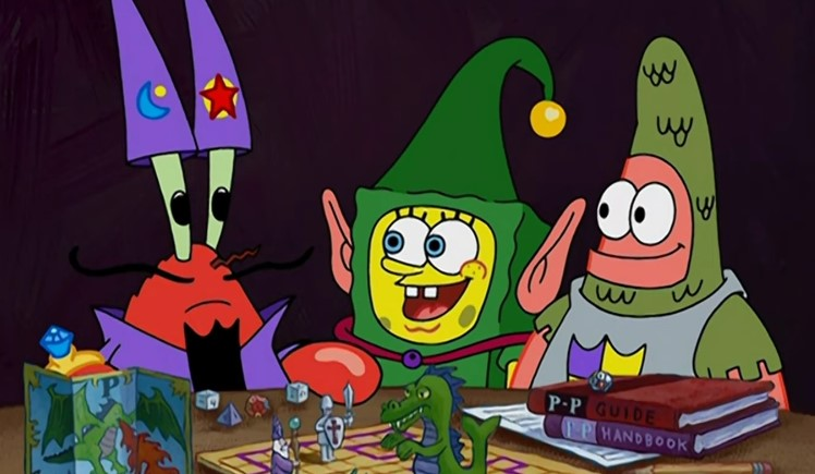 Nickelodeon Pulls Episode from Spongebob Featuring a Panty Raid