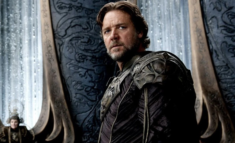 Russell Crowe Joins Cast of Thor: Love and Thunder