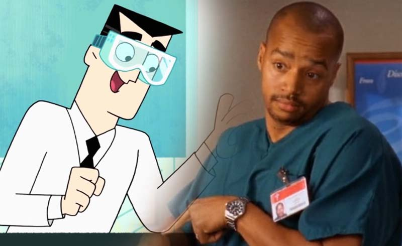 Powerpuff Casts Scrubs' Donald Faison as Professor Utonium