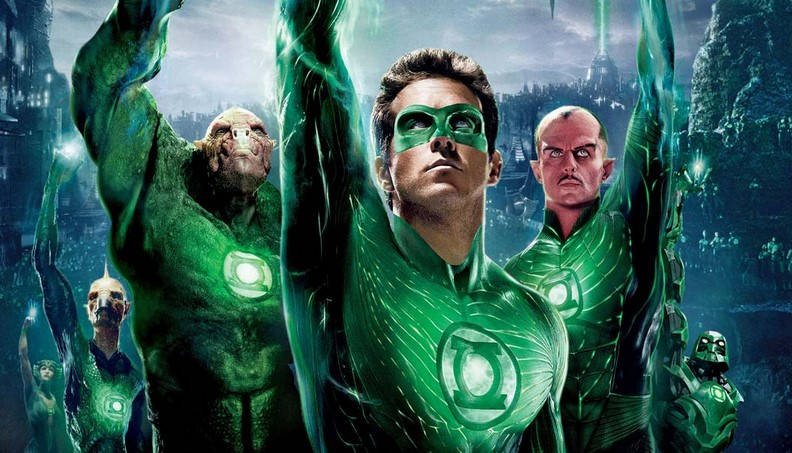 Ryan Reynolds Makes Peace with Green Lantern