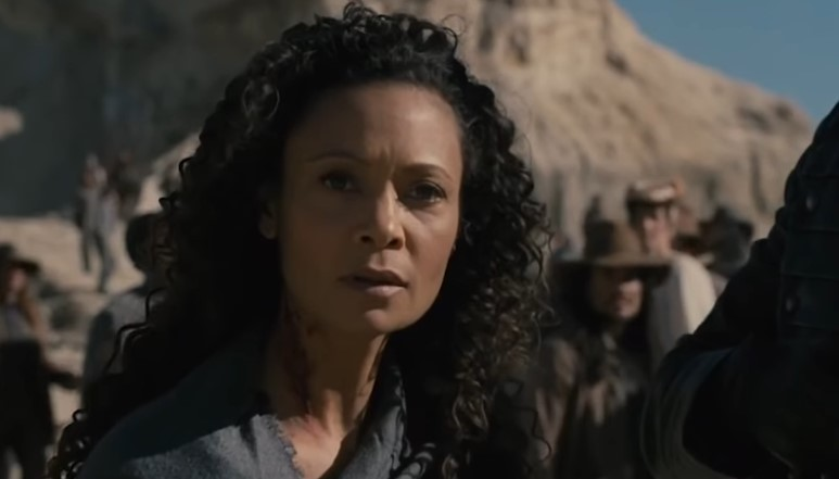 "Westworld Star Claims Original Spelling Of Her Name ""Thandiwe"""