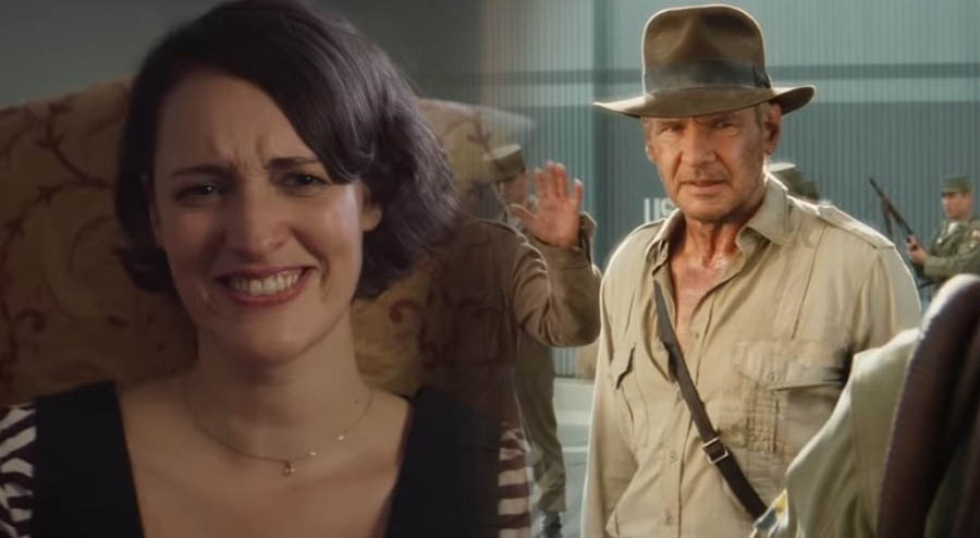 Phoebe Waller-Bridge Cast as Female Lead of Indiana Jones 5