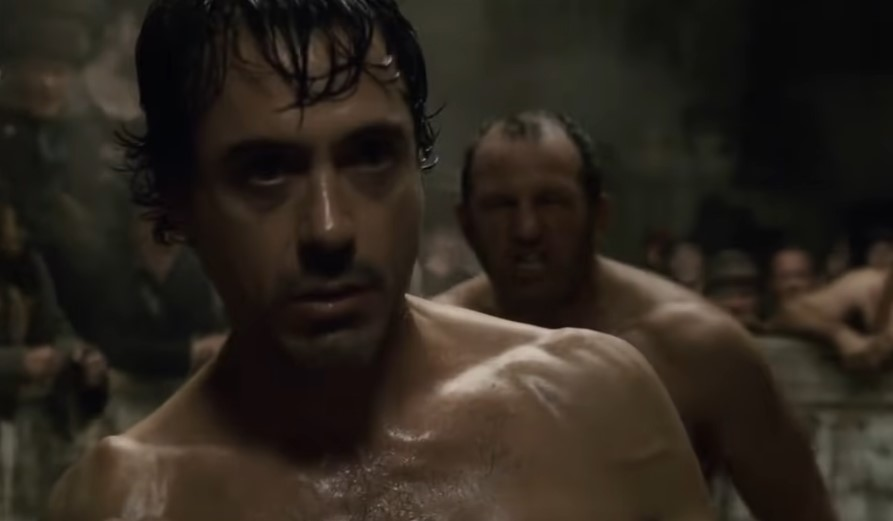 Has Robert Downey Jr. Started Training for Sherlock Holmes 3?