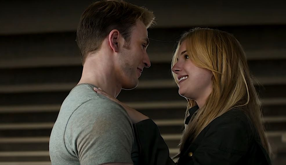 Emily VanCamp Talks Cap's Weird Romances with Peggy and Sharon Carter