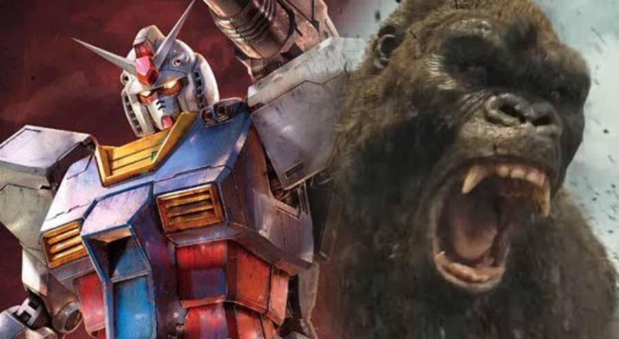 Gundam Movie for Netflix Nabs Kong: Skull Island Director