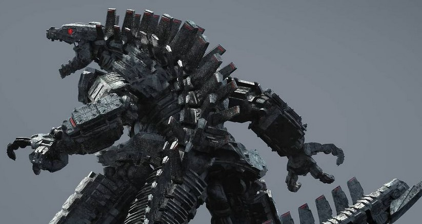 Mechagodzilla Gets Full Look From Godzilla vs. Kong Artist